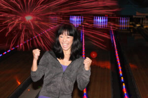 Night Strike at Forest Hill Lanes